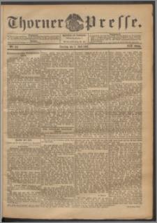 Thorner Presse 1901, Jg. XIX, Nr. 157 + 1. Beilage, 2. Beilage