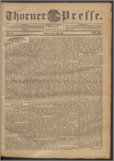 Thorner Presse 1901, Jg. XIX, Nr. 158 + Beilage
