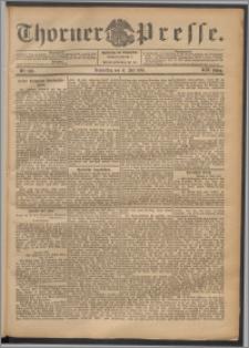 Thorner Presse 1901, Jg. XIX, Nr. 160 + Beilage