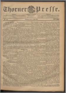 Thorner Presse 1901, Jg. XIX, Nr. 163 + 1. Beilage, 2. Beilage