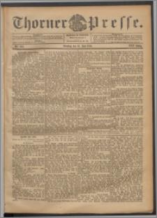 Thorner Presse 1901, Jg. XIX, Nr. 164 + Beilage