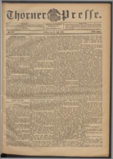 Thorner Presse 1901, Jg. XIX, Nr. 167 + Beilage