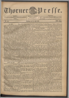Thorner Presse 1901, Jg. XIX, Nr. 170 + Beilage