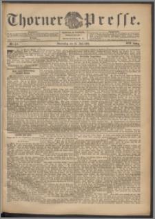 Thorner Presse 1901, Jg. XIX, Nr. 172 + Beilage