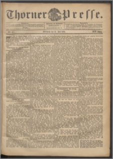 Thorner Presse 1901, Jg. XIX, Nr. 177 + Beilage