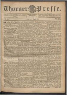 Thorner Presse 1901, Jg. XIX, Nr. 179 + Beilage