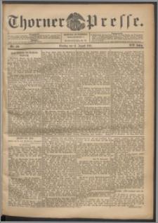 Thorner Presse 1901, Jg. XIX, Nr. 188 + Beilage