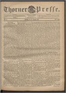Thorner Presse 1902, Jg. XX, Nr. 11 + Beilage