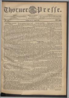 Thorner Presse 1901, Jg. XIX, Nr. 203 + Beilage