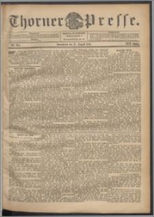 Thorner Presse 1901, Jg. XIX, Nr. 204 + Beilage