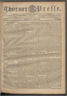 Thorner Presse 1901, Jg. XIX, Nr. 213 + Beilage