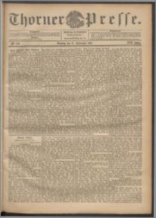 Thorner Presse 1901, Jg. XIX, Nr. 218 + Beilage