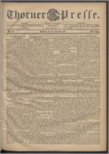 Thorner Presse 1901, Jg. XIX, Nr. 219 + Beilage