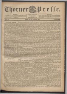 Thorner Presse 1901, Jg. XIX, Nr. 221 + Beilage