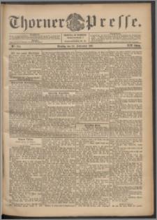 Thorner Presse 1901, Jg. XIX, Nr. 224 + Beilage