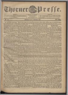 Thorner Presse 1901, Jg. XIX, Nr. 225 + Beilage