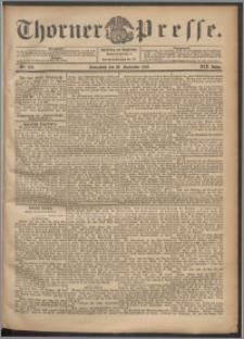 Thorner Presse 1901, Jg. XIX, Nr. 228 + Beilage