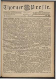 Thorner Presse 1901, Jg. XIX, Nr. 234 + Beilage