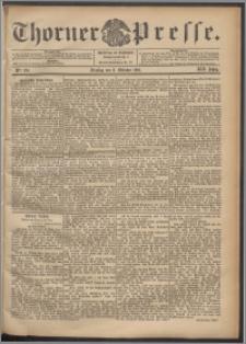 Thorner Presse 1901, Jg. XIX, Nr. 236 + Beilage