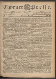 Thorner Presse 1901, Jg. XIX, Nr. 237 + Beilage