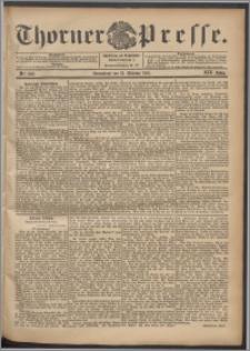 Thorner Presse 1901, Jg. XIX, Nr. 240 + Beilage