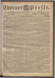 Thorner Presse 1901, Jg. XIX, Nr. 242 + Beilage