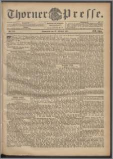 Thorner Presse 1901, Jg. XIX, Nr. 252 + Beilage