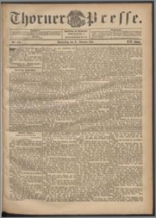 Thorner Presse 1901, Jg. XIX, Nr. 256 + Beilage