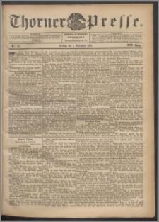 Thorner Presse 1901, Jg. XIX, Nr. 257 + Beilage
