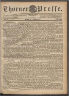 Thorner Presse 1901, Jg. XIX, Nr. 261 + Beilage