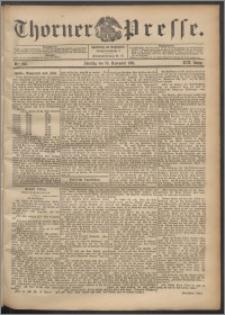 Thorner Presse 1901, Jg. XIX, Nr. 265 + 1. Beilage, 2. Beilage