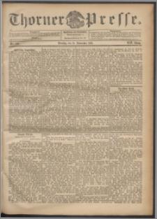 Thorner Presse 1901, Jg. XIX, Nr. 266 + Beilage