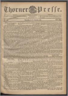 Thorner Presse 1901, Jg. XIX, Nr. 268 + Beilage