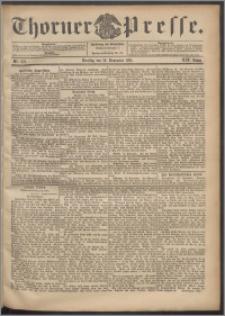 Thorner Presse 1901, Jg. XIX, Nr. 272 + Beilage