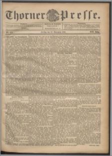 Thorner Presse 1901, Jg. XIX, Nr. 274 + Beilage
