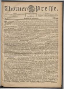 Thorner Presse 1901, Jg. XIX, Nr. 277 + Beilage