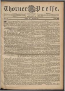 Thorner Presse 1901, Jg. XIX, Nr. 283 + Beilage
