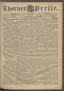 Thorner Presse 1901, Jg. XIX, Nr. 289 + Beilage
