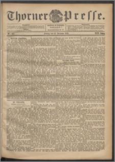 Thorner Presse 1901, Jg. XIX, Nr. 292 + Beilage