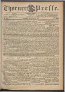 Thorner Presse 1901, Jg. XIX, Nr. 293 + Beilage