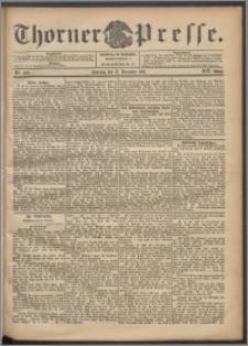 Thorner Presse 1901, Jg. XIX, Nr. 294 + 1. Beilage, 2. Beilage, 3. Beilage