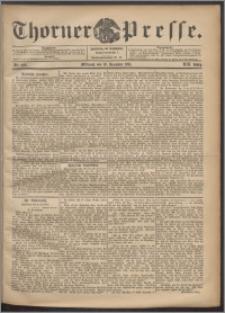 Thorner Presse 1901, Jg. XIX, Nr. 296 + Beilage