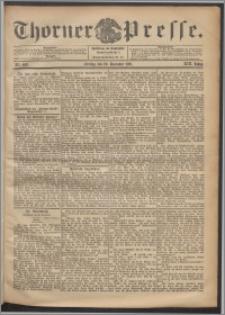 Thorner Presse 1901, Jg. XIX, Nr. 298 + Beilage