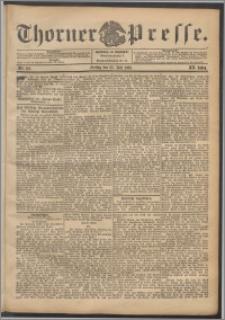 Thorner Presse 1902, Jg. XX, Nr. 172 + Beilage