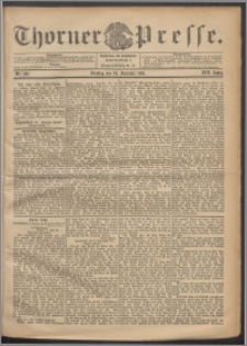 Thorner Presse 1901, Jg. XIX, Nr. 301 + Beilage