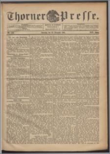Thorner Presse 1901, Jg. XIX, Nr. 304 + 1. Beilage, 2. Beilage