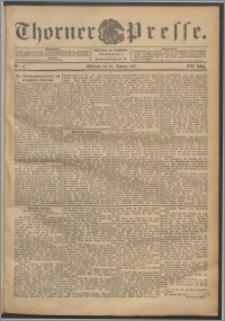 Thorner Presse 1903, Jg. XXI, Nr. 11 + Beilage