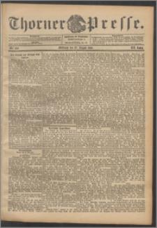 Thorner Presse 1902, Jg. XX, Nr. 200 + Beilage