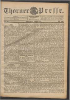 Thorner Presse 1902, Jg. XX, Nr. 205 + Beilage