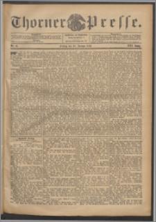 Thorner Presse 1903, Jg. XXI, Nr. 25 + Beilage